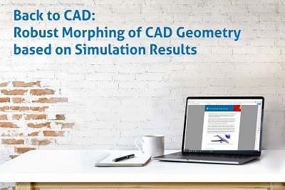 Back to CAD Geometry Morphing White Paper