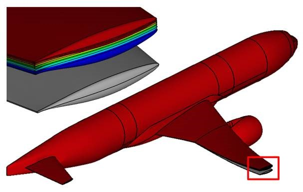 CADfix morphing used to create CAD model variants
