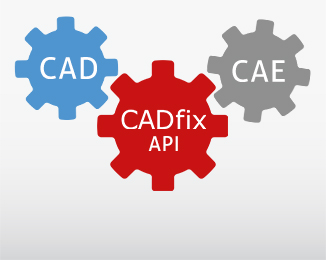 CADfix Geometry Modelling Engine and API